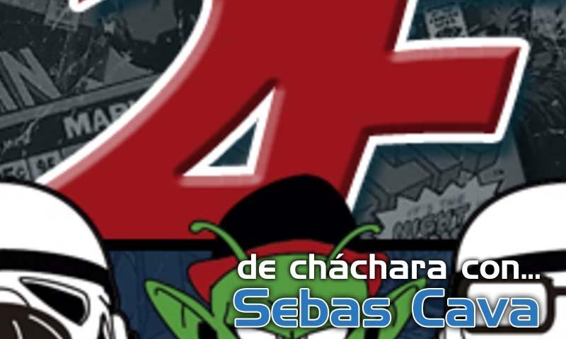 De Cháchara Con Sebas Cava de 2FRIKIS y 1MURCIANO