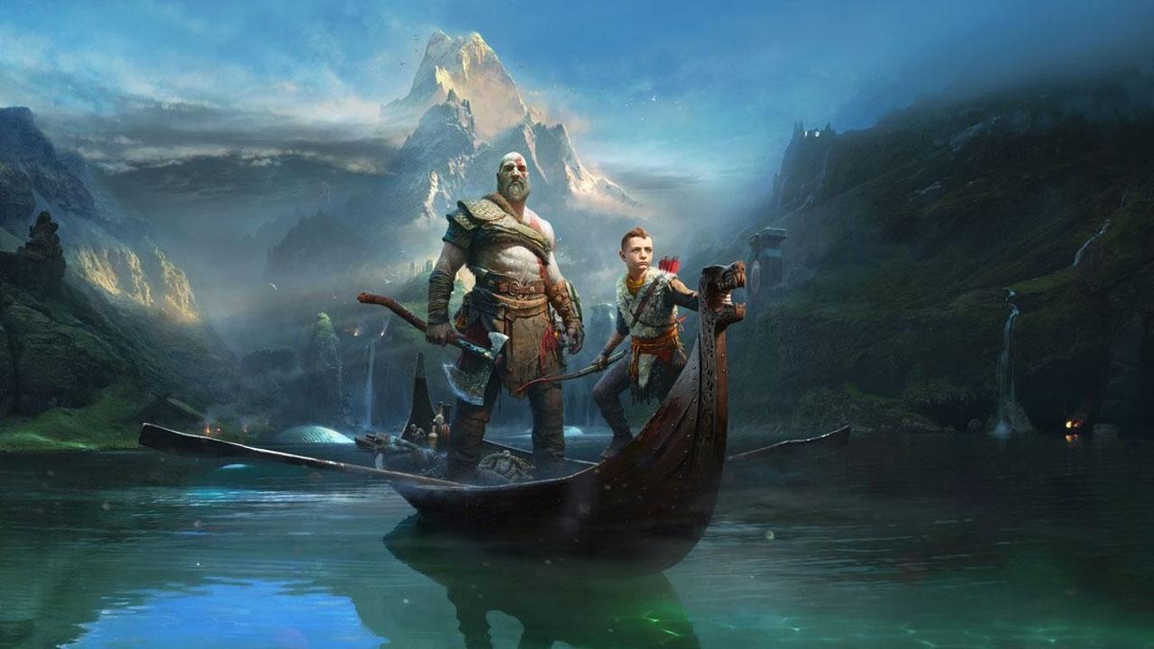 Noticia: God of War llegará a PlayStation4 el próximo 20 de abril