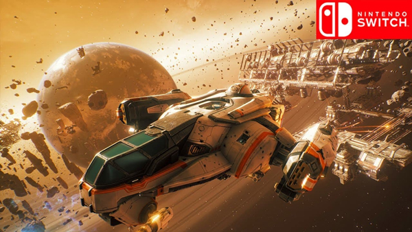 Analizamos para everspace para nintendo switch
