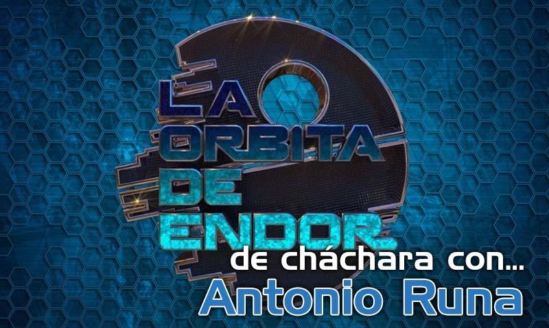 De Cháchara Con Antonio Runa