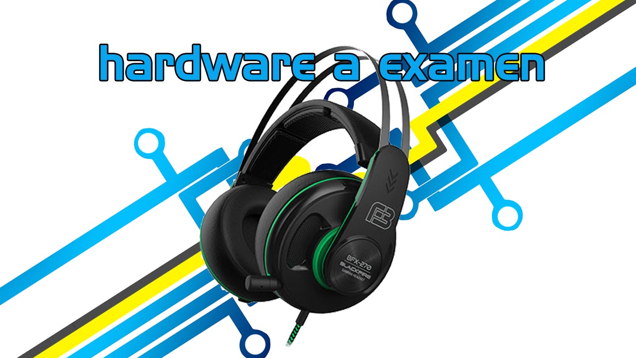 Analizamos los auriculares BFX-270 de Ardistel.