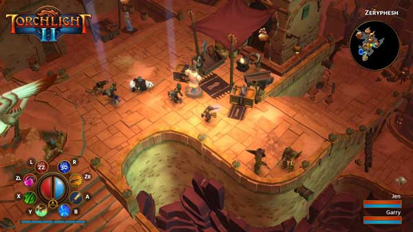 Analizamos Torchlight 2 para Nintendo Switch