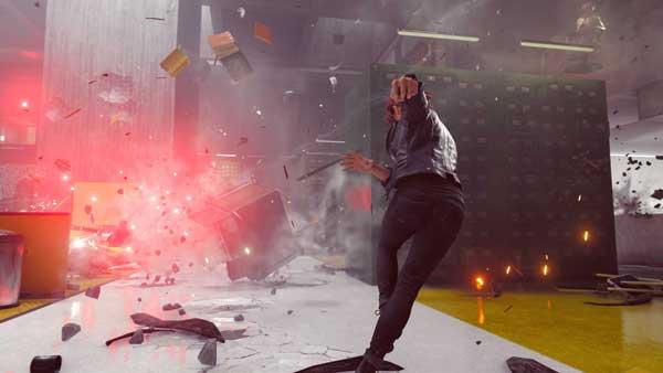 Analizamos Control en su versión para Xbox One