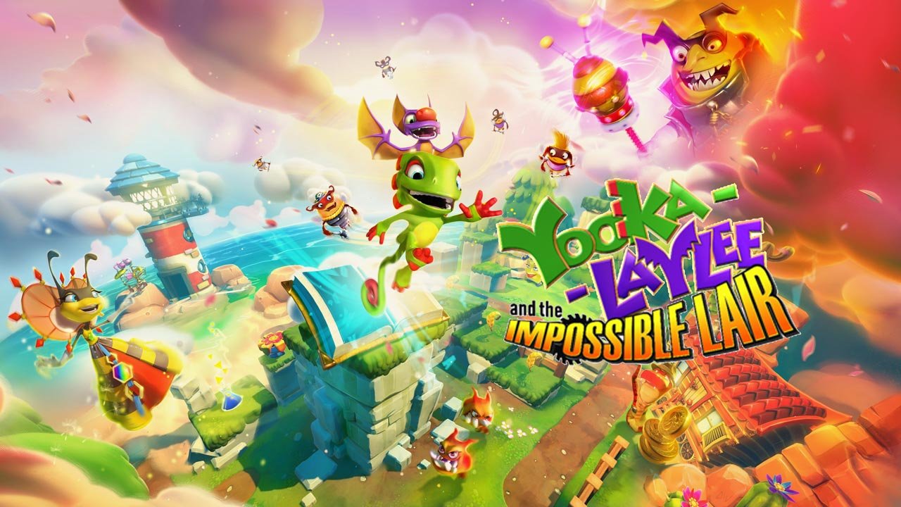 Análisis Yooka Laylee and The Impossible Lair