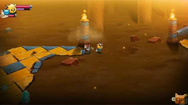 Análisis de Cat Quest II para NIntendo Switch