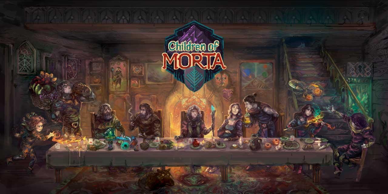 Análisis Children of Morta