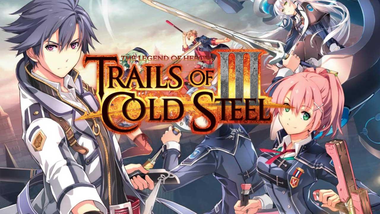 Análisis de Trails of Cold Steel III