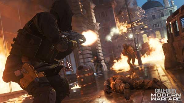 Análisis de Call of Duty Modern Warfare para PS4