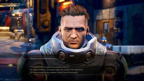 Análisis de The Outer Worlds para PS4