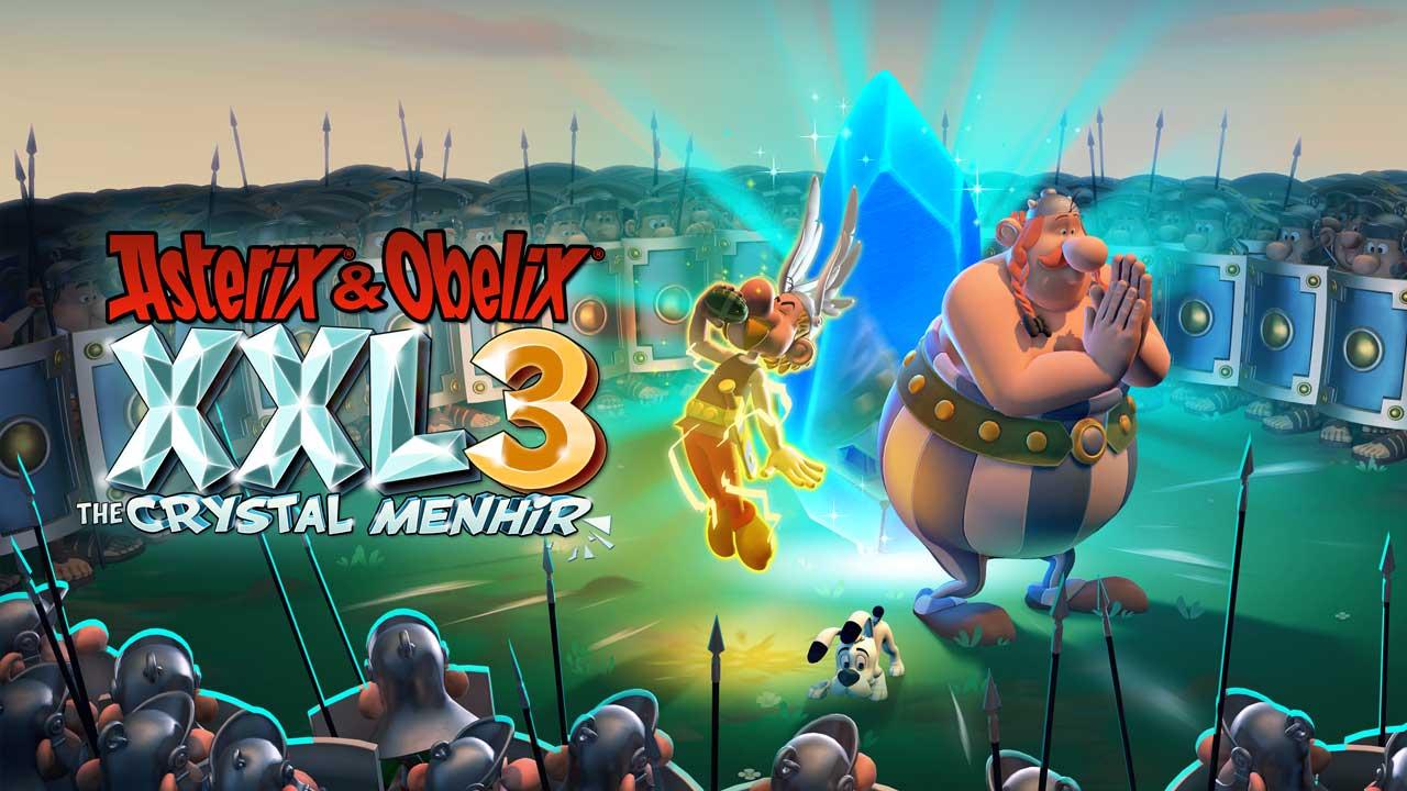 Análisis de Astérix y Obélix XXL 3: El Menhir de cristal