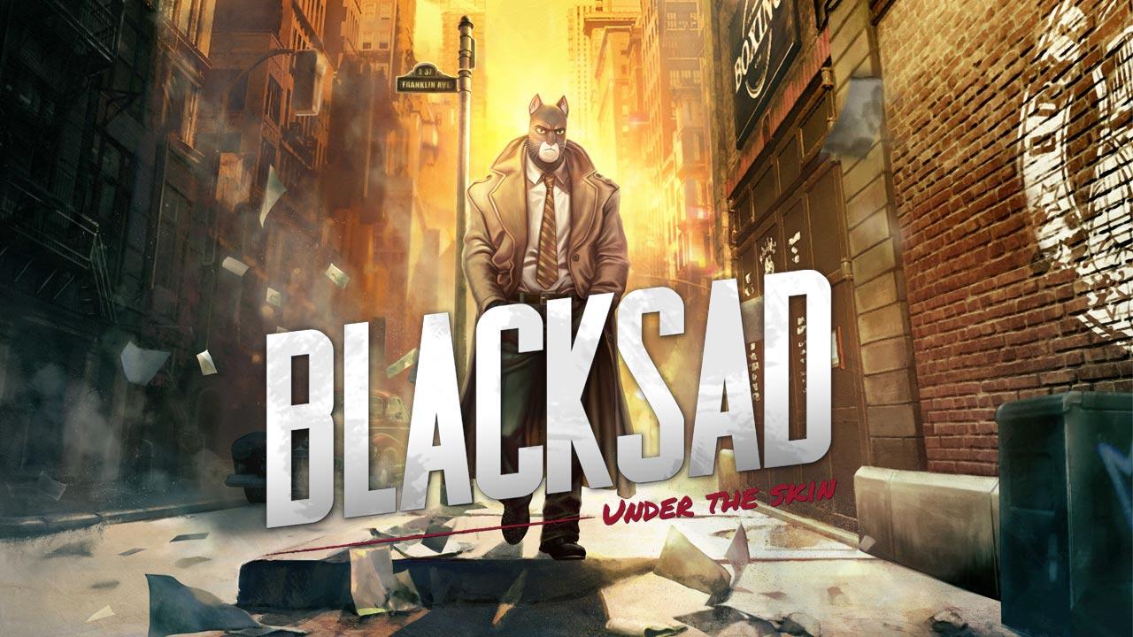 Análisis Blacksad: Under The Skin.
