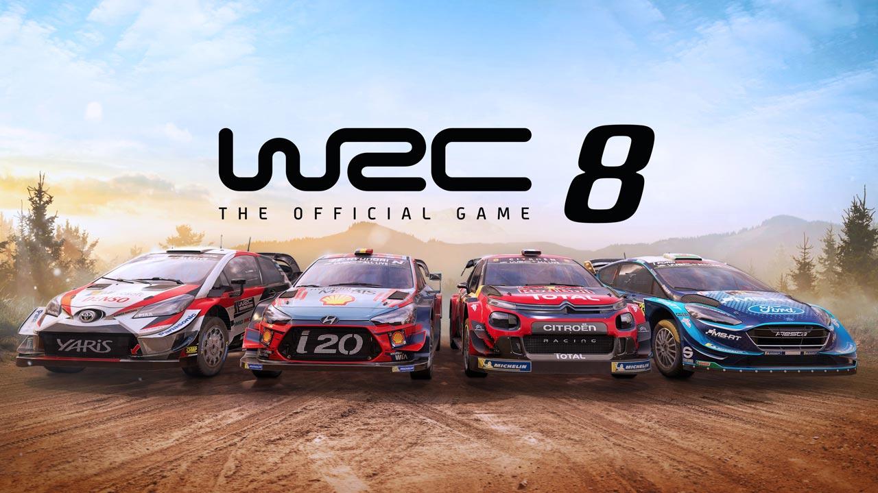 Análisis WRC 8