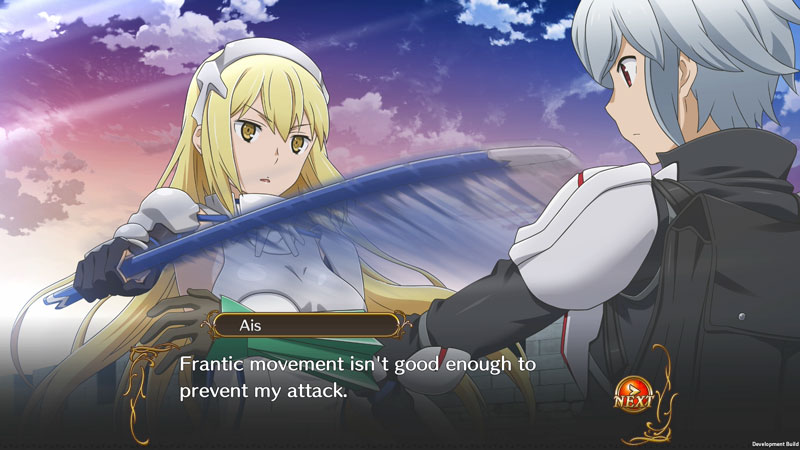 Is It Wrong to Try to Pick Up Girls in a Dungeon? Infinite Combate llegará a Europa en formato físico