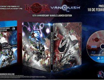 Bayonetta & Vanquish ya disponibles en PlayStation 4 y Xbox One