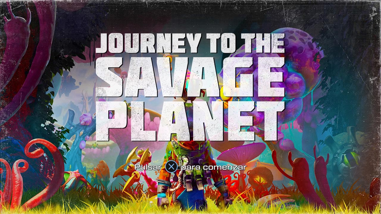 Análisis Journey to the Savage Planet