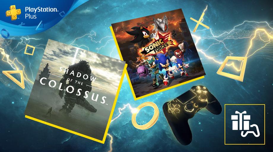 Juegos del mes de marzo para los suscriptores de PlayStation Plus