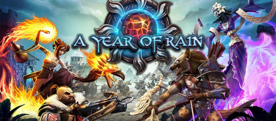 Análisis A Year of Rain