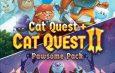 Cat Quest y Cat Quest II juntos en la Cat Quest Pawsome Pack