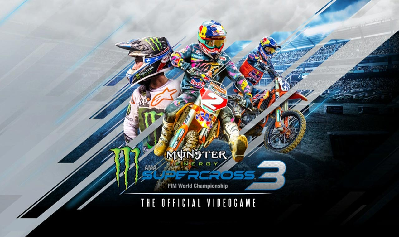 Análisis Monster Energy Supercross: The Official Videogame 3
