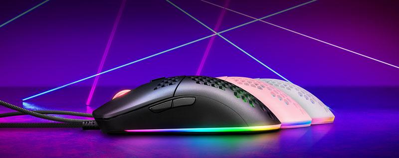 Nuevo ratón MMAX: Rápido, ligero y profesional
