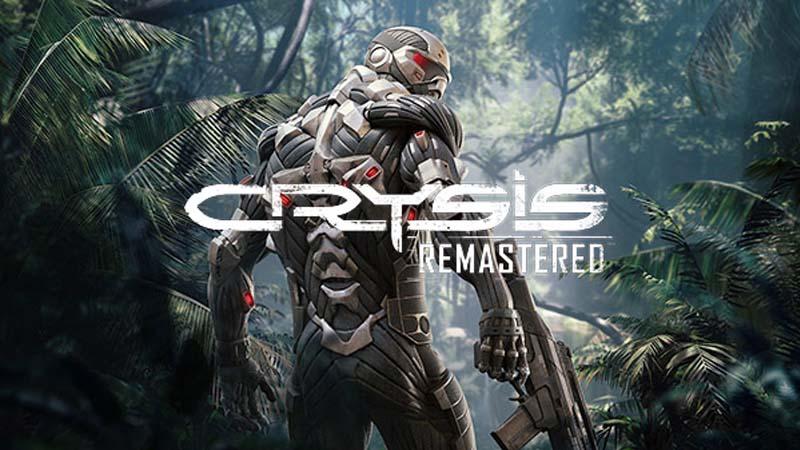 Crysis Remastered llegará en verano a todas las plataformas