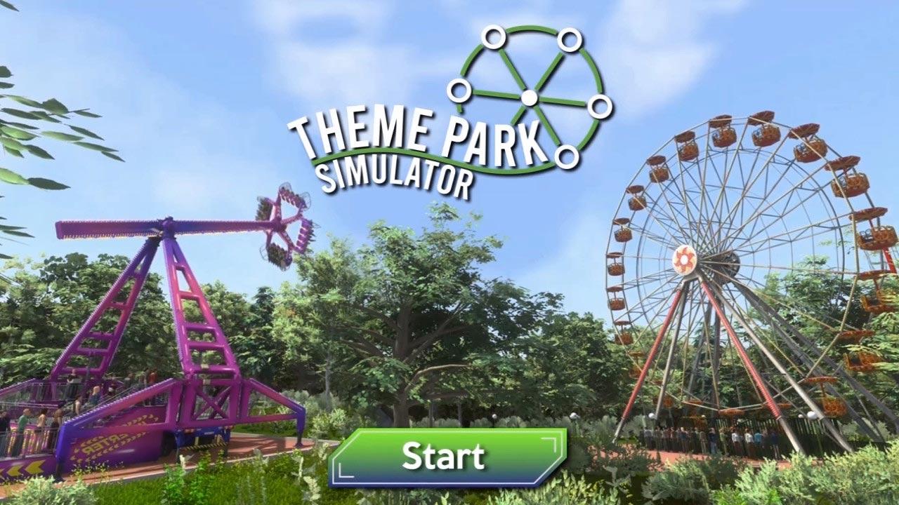Análisis Theme Park Simulator