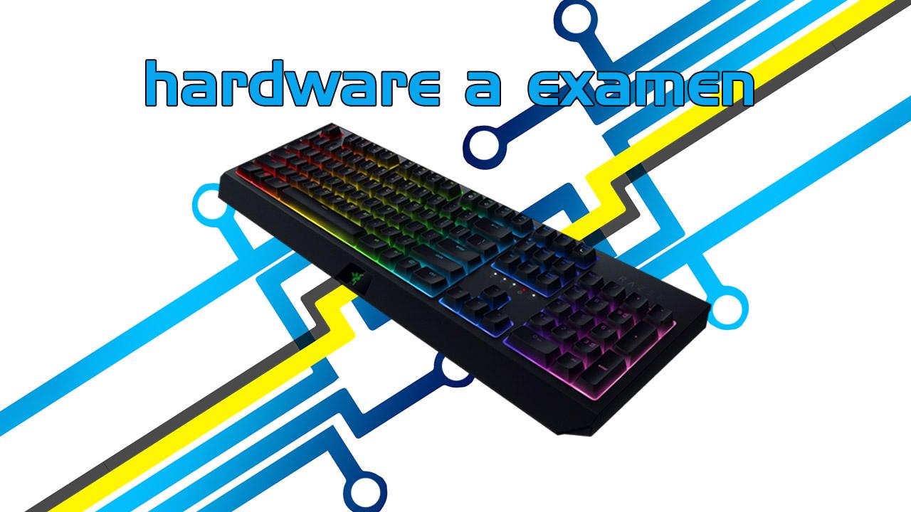 Analizamos el teclado Razer Blackwidow
