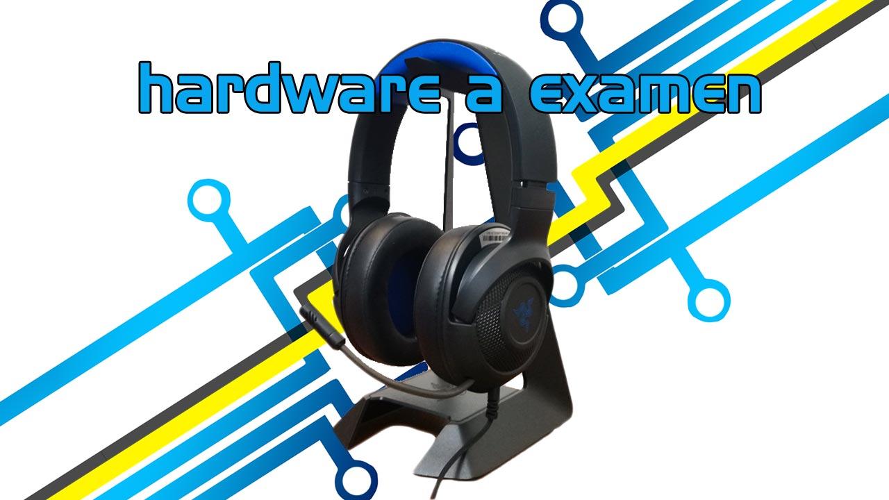Analizamos Los Auriculares Razer Kraken X for Console