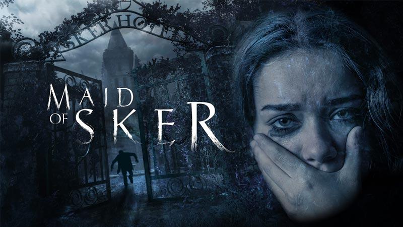 Tráiler de Maid of Sker, el Survival Horror que llega a PS4, One y PC en junio, y a Switch octubre