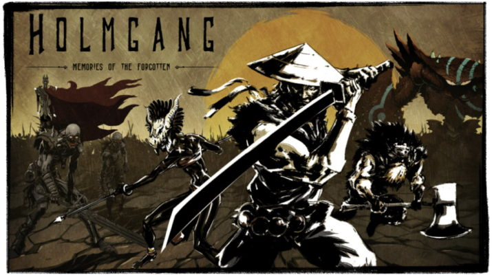 Preview - Holmgang: Memories of the Forgotten