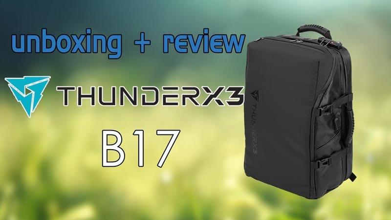 Mochila B17 Thunderx3