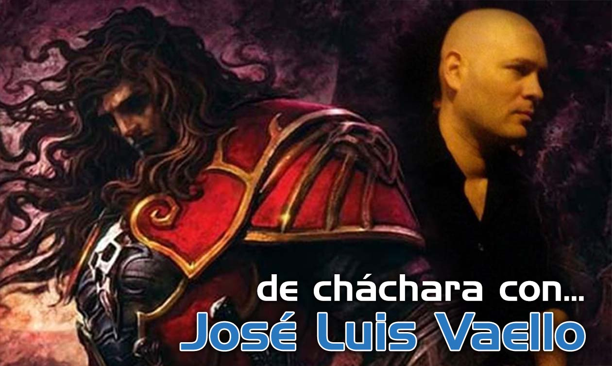 Entrevista exclusiva a José Luis Vaello, el artista detrás de Arise, Rime, o Castlevania Lords of Shadow