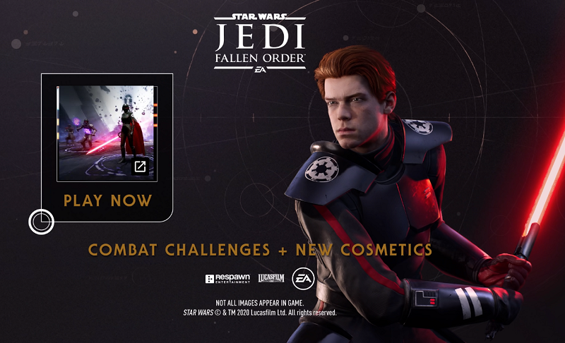 Star Wars Jedi: Fallen Order se actualiza de forma gratuita con suculento contenido