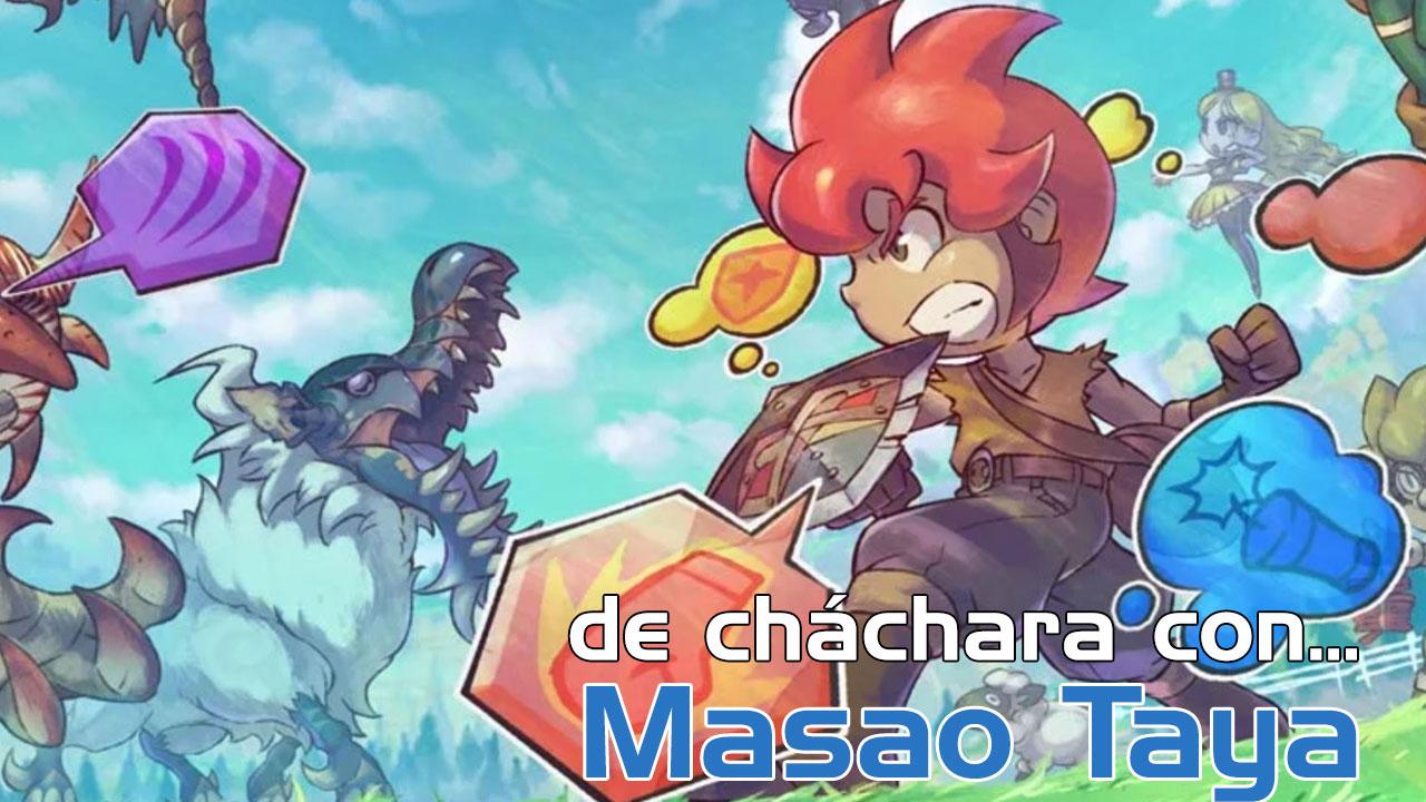 Entrevista exclusiva a Masao Taya creador de «Little Town Hero»