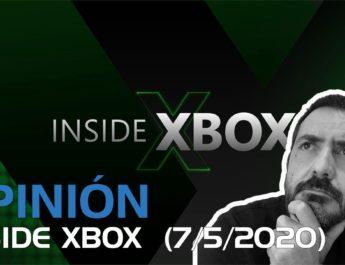 Inside XBOX 2020 , ¿Que nos ha parecido el evento?