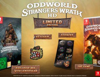 Oddworld: Stranger's Wrath HD Limited Edition ya está disponible