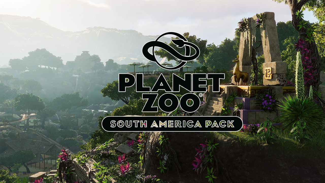Análisis Planet Zoo: South America Pack