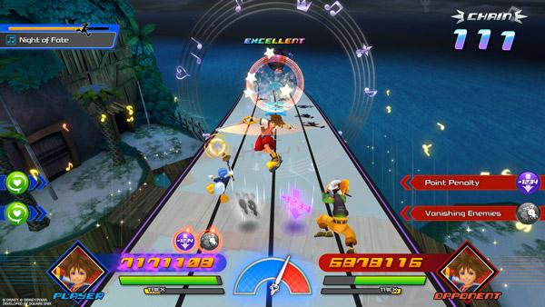 Kingdom Hearts Melody of Memory la nueva aventura musical de la saga