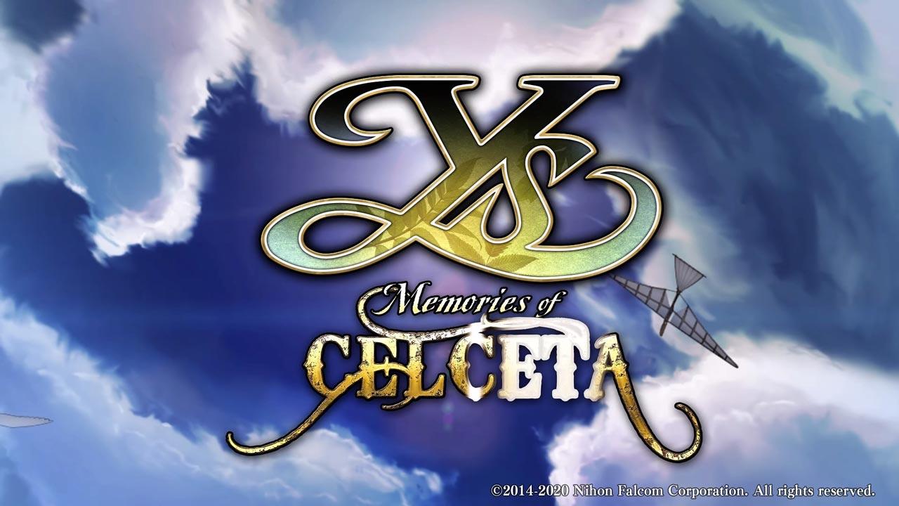 Análisis Ys: Memories of Celceta