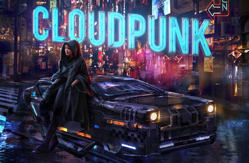 Reveladas las versiones físicas Cloudpunk