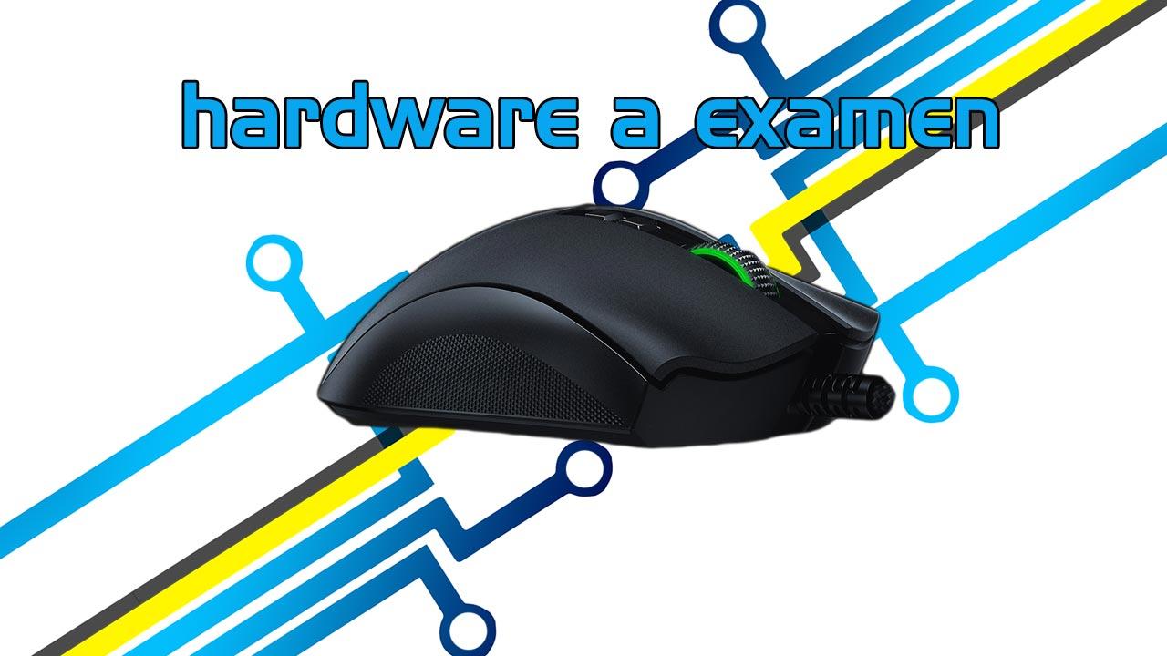 Analizamos el ratón Razer Deathadder V2