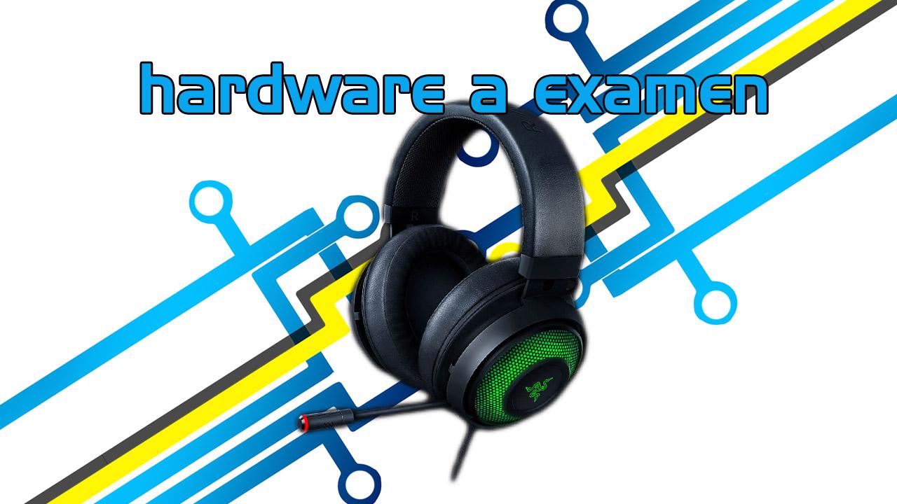 Analizamos los auriculares Razer Kraken Ultimate