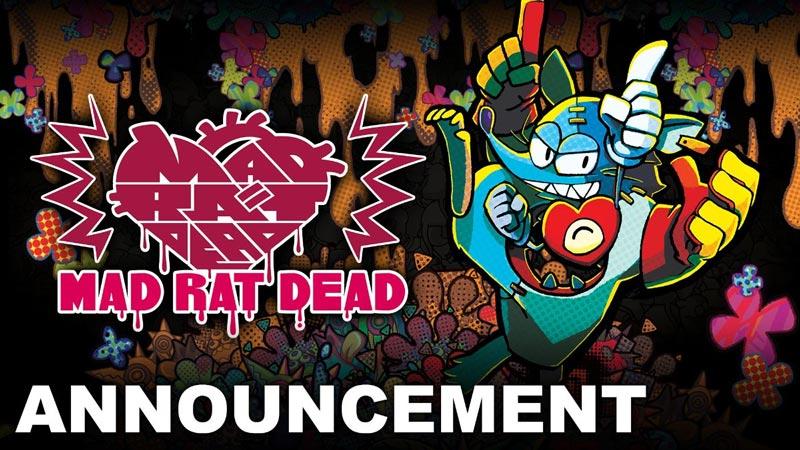 Mad Rat Dead se lanza en octubre de 2020