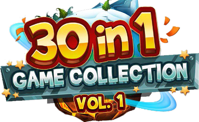 30-in-1 Game Collection: Volume 1 ya disponble en Nintendo Switch.