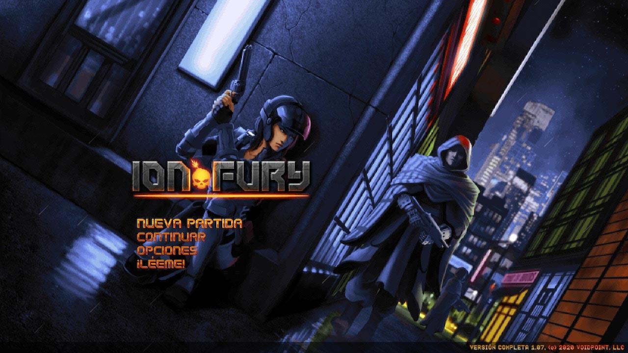 Análisis Ion Fury