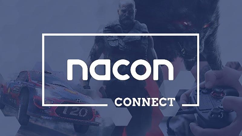 Lanzamientos Nacon Connect