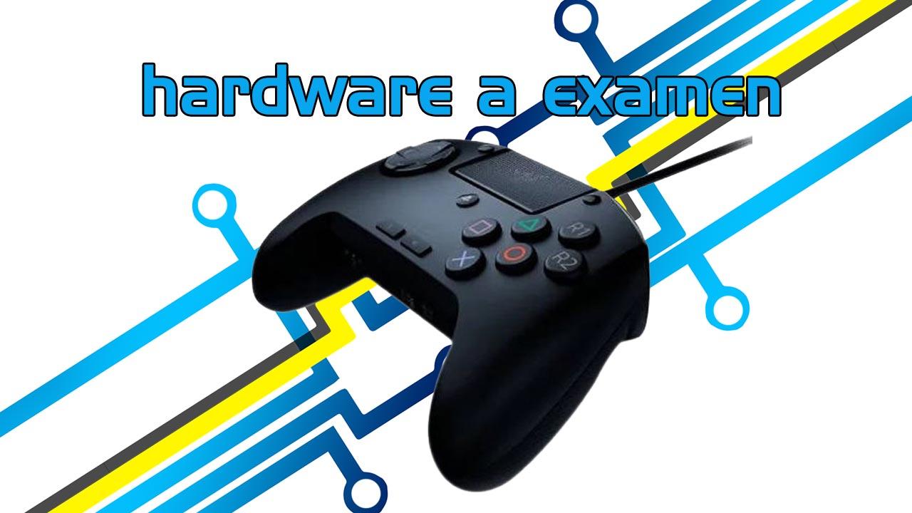 Analizamos el gamepad Razer Raion