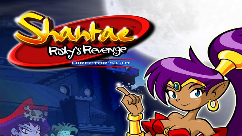 Shantae: Risky's Revenge – Director's Cut llega a Nintendo Switch y Xbox One