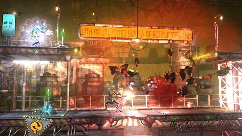 Oddworld: New 'n' Tasty llega a Nintendo Switch el 27 de octubre