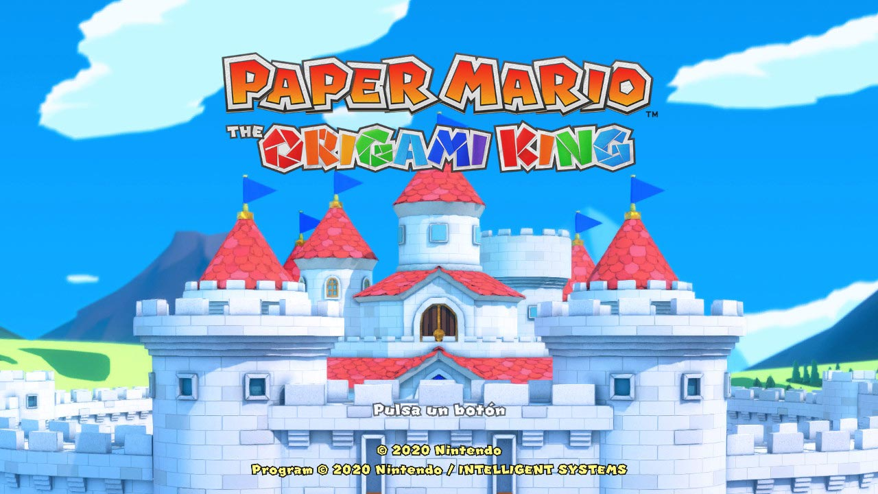 Análisis de Paper Mario: The Origami King